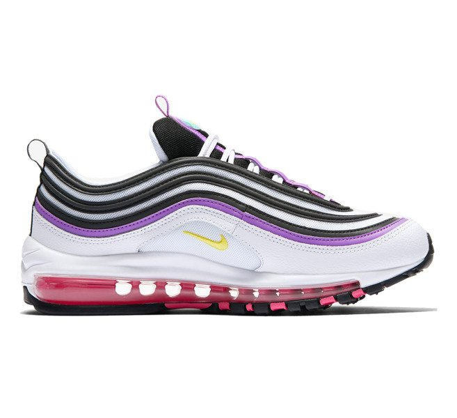 Buty Nike Air Max 97 (921733 106) WHITEDYNAMIC YELLOW