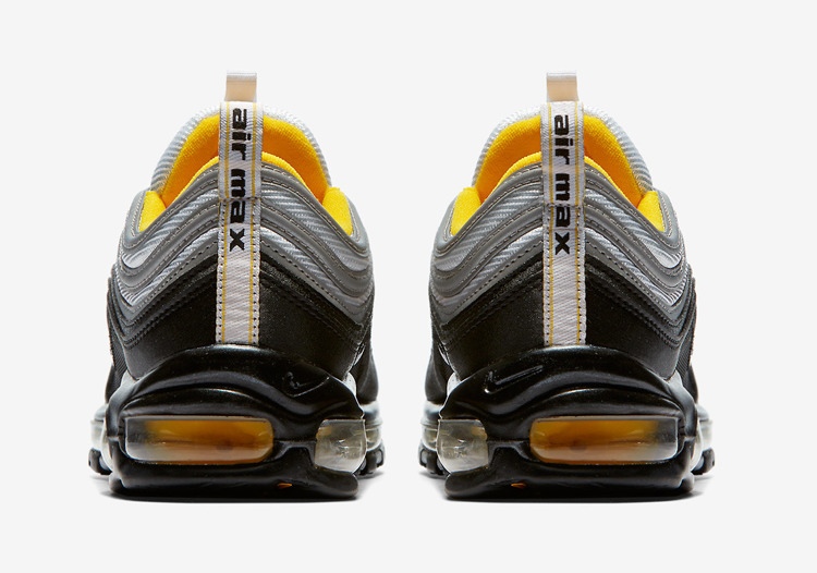 Buty Nike Air Max 97 (921826 008) BlackWhite Amarillo