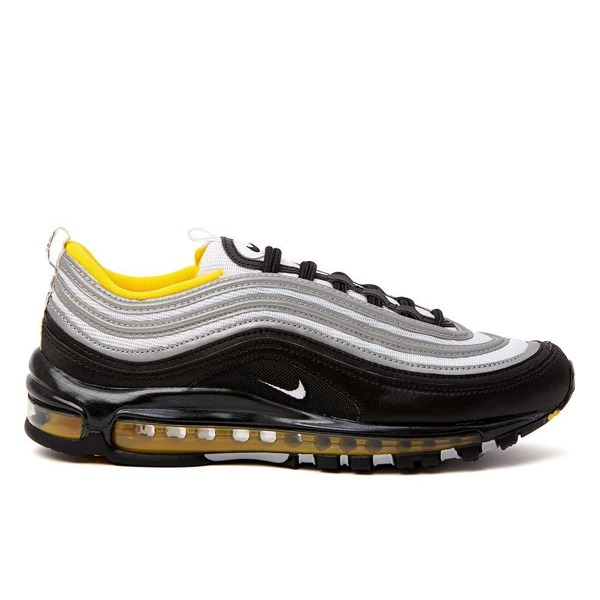 huge discount 47d7e 2998c Buty Nike Air Max 97 (921826-008) BlackWhite-Amarillo  Obuwie  Męskie   Street Colors