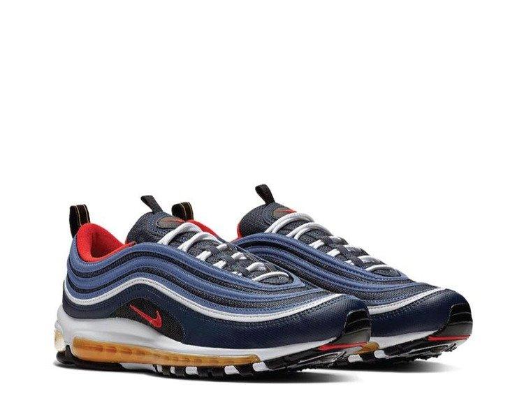 Buty Nike Air Max 97 (921826 403) Midnight Navy | Obuwie