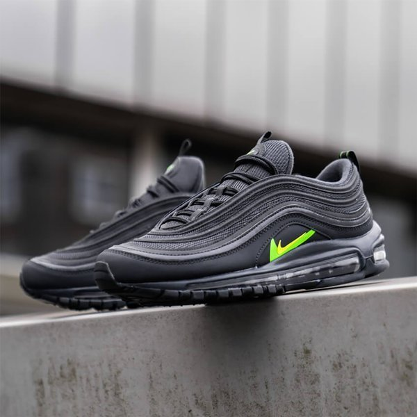 Buty NIKE Air Max 97 CT2205 002 AnthraciteVoltElectric Green