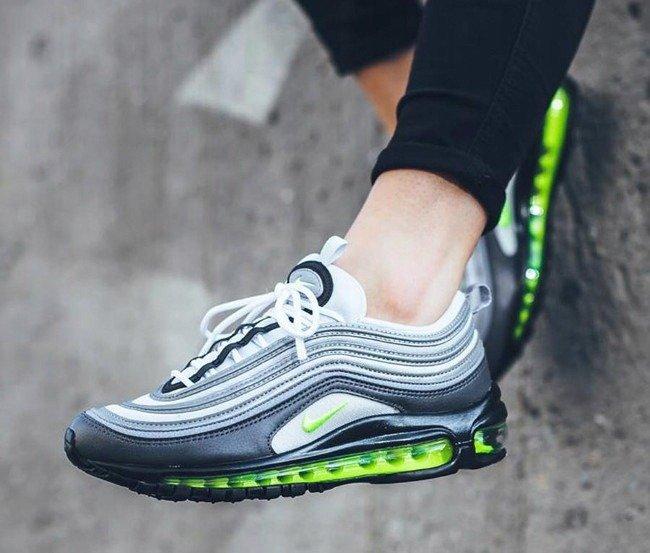 Buty Nike Air Max 97 NEON (921733 003) | Obuwie  Damskie