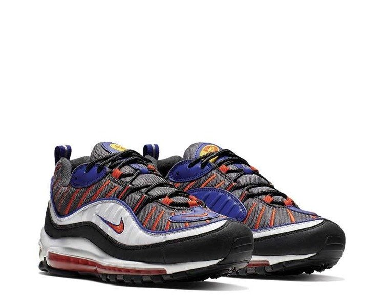 Buty Nike Air Max 98 (640744 012) Gunsmoke Team Orange