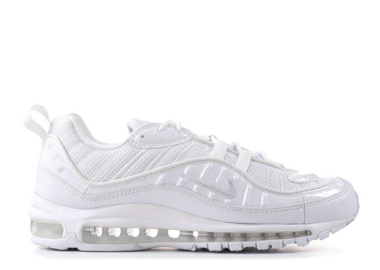 Buty Nike Air Max 98 (640744 106) WHITEPURE PLATINUM