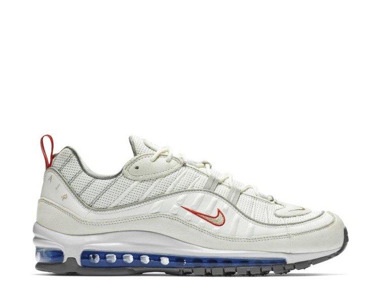 Buty Nike Air Max 98 (CD1538 100) Summit White | Obuwie