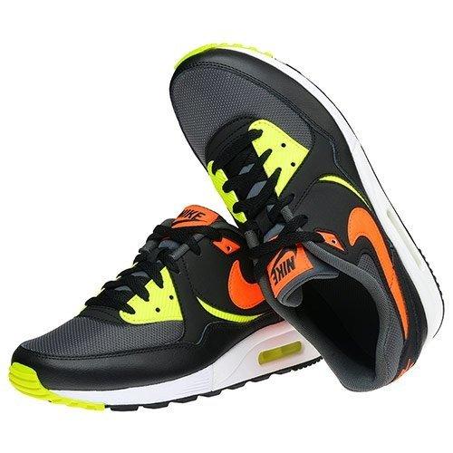 """Nike Air Max 90 Print """"Dark GreyTotal Orange"""" •"""