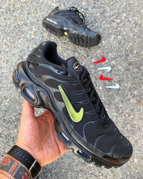 Nike Air Max Plus Black Gold CJ9696 001 Release Info