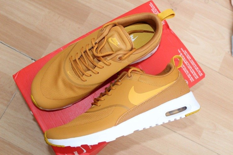 Buty Nike Air Max Thea Wmns 599409 701 Desert Ochre   Obuwie