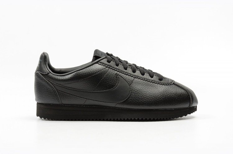 new arrival ef636 b25c6 Buty Nike Cortez Classic Leather 749571-002 Black   Obuwie   Męskie    Street Colors