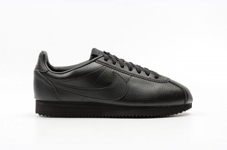 996387f26ee81f Buty Nike Cortez Classic Leather 749571-002 Black | Obuwie \ Męskie |  Street Colors
