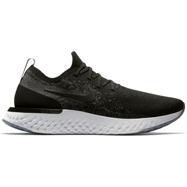 Buty Nike EPIC REACT FLYKNIT (AQ0067 001) BlackGrey