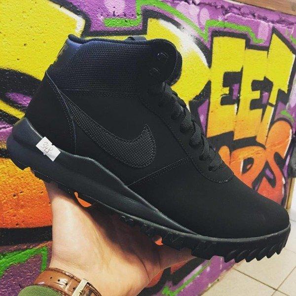 Buty Nike Hoodland 654888 090 BlackBlackAntracite | Obuwie
