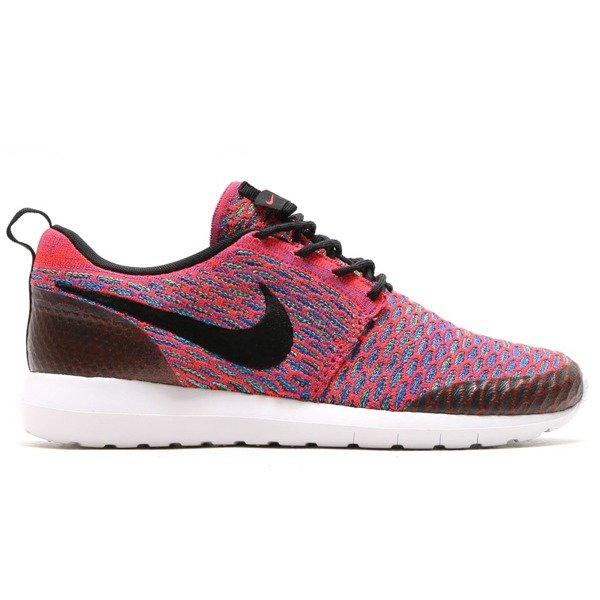 super popular e0e3e 047c2 Buty Nike Roshe NM Flyknit SE Bright Crimson/ Black Green Strike Gym Royal  | Obuwie \ Męskie | Street Colors