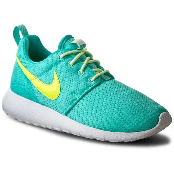 Buty Nike Roshe One Gs 599729 302 Turquoise Volt | Obuwie