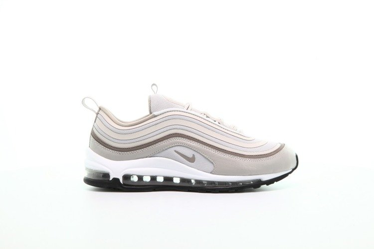Buty Damskie Off White X Nike Air Max 97 Og Light Grey