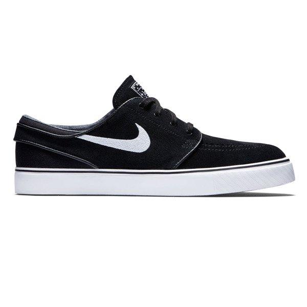 najlepsze trampki trampki outlet na sprzedaż Buty Nike Zoom Stefan Janoski Zoom GS (525104-021) Black ...