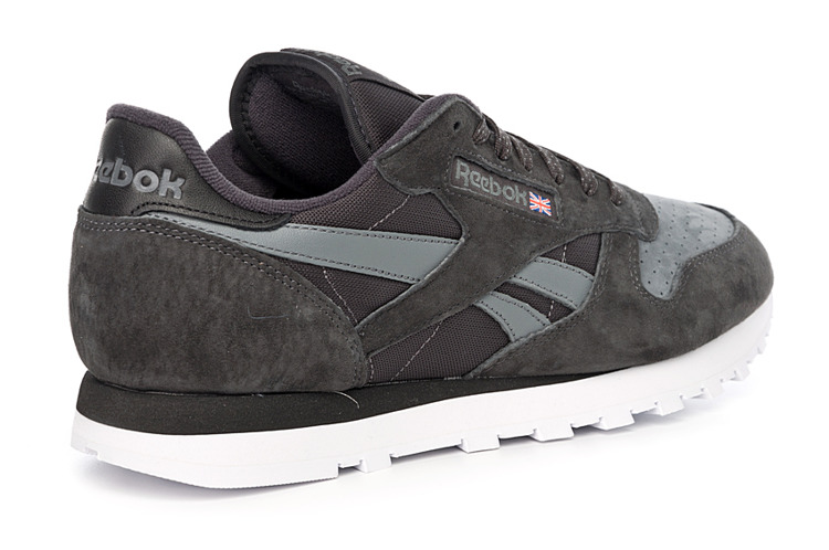 Buty Reebok Classic Leather NP Coal