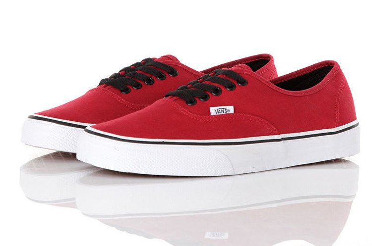 Buty Vans Authentic Chili Pepper Black