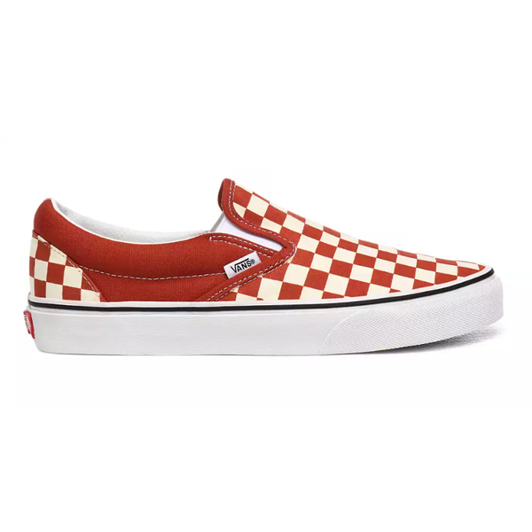 Buty Vans CHECKERBOARD CLASSIC SLIP ON PicanteTrue White