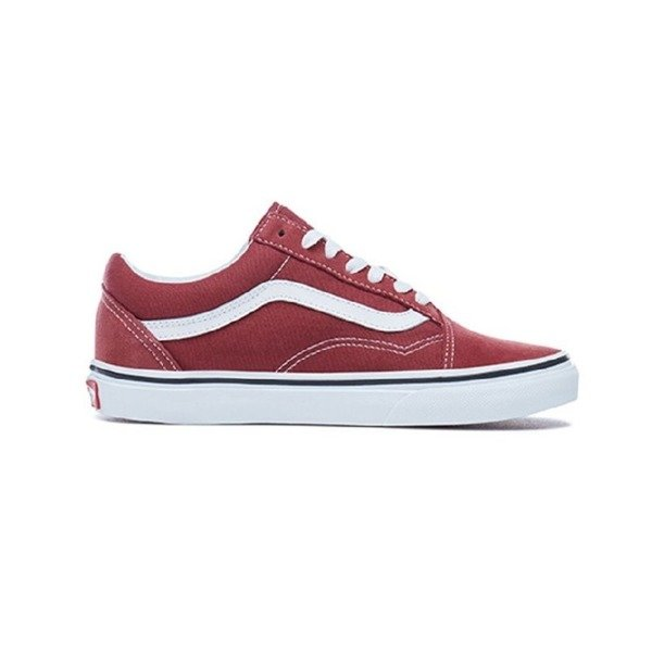 Buty Vans OLD SKOOL Apple VA38G1Q9S bordowe