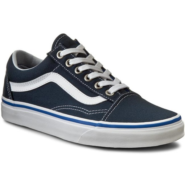 vans old skool midnight blue