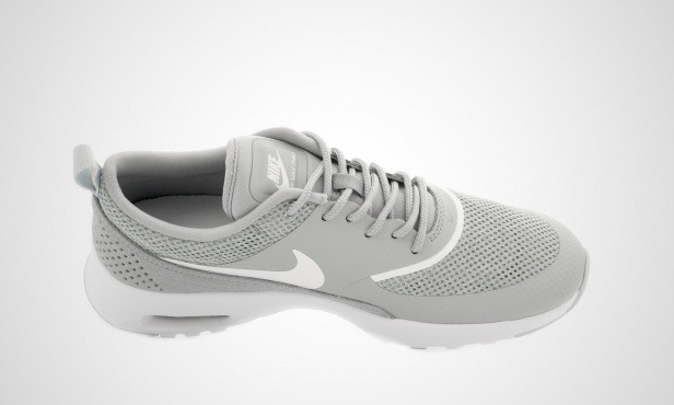 online store 400c6 a030b Buty Wmns Nike Air Max Thea 599409-021 (Matte Silwer)