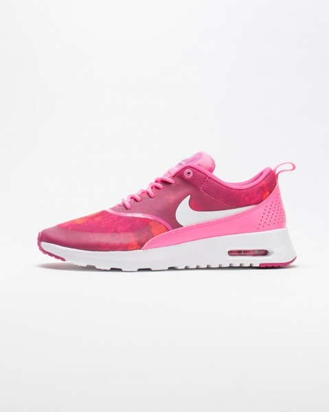 Buty Wmns Nike Air Max Thea Print 599408 602 (Pink Pow