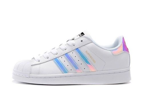 adidas SUPERSTAR J 278 HOLOGRAM IRIDESCENT Buty Damskie Sneakersy