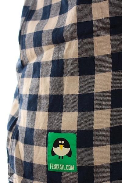 Koszula Fenix Straight II navy | Odzież Męska Koszule  x5i3t