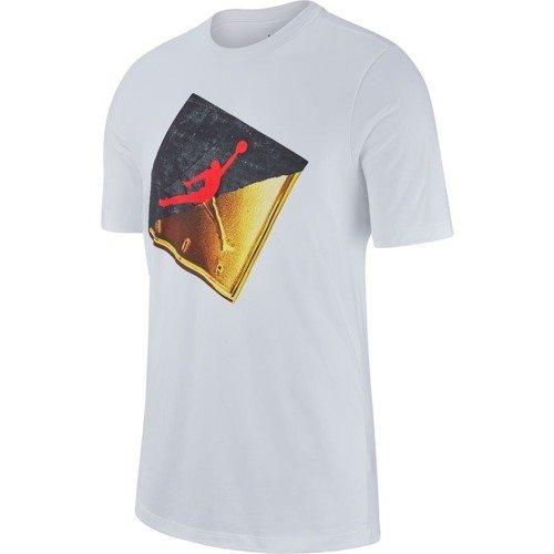 stabilna jakość Nowe zdjęcia niezawodna jakość Koszulka Air Jordan Slash Jumpman (AT3376-100) White