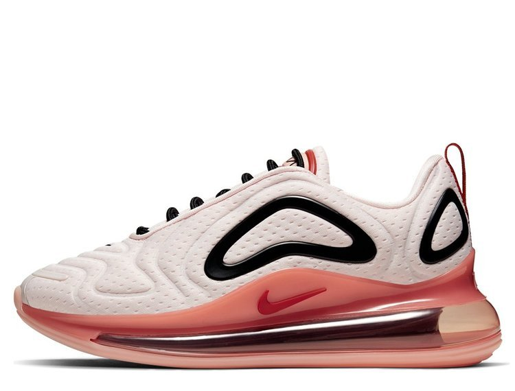 Buty NIKE Air Max 720 Air Max 720 AR9293 602 Light Soft PinkGym Red