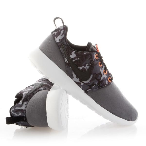 "timeless design f62b9 be937 Nike Roshe One Print GS ""Grey Camo"" (677782-004)"