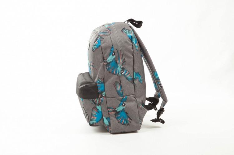 485eb6288c4472 Plecak Vans OLD SKOOL II Dirty Bird (VONIJ33)