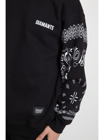 Bluza Diamante Wear Gangs Black