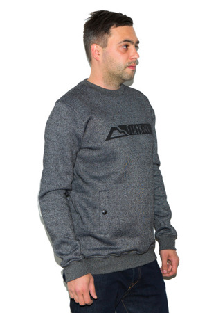 Bluza FlatRock Clothing BLACK ROCK grey