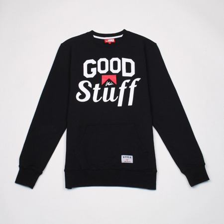 Bluza Koka Good Stuff 3 Black