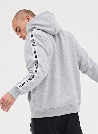 Bluza Lucky Dice HOODIE TAPE (GREY)