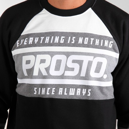Bluza Prosto ALTERNATIVE medium grey