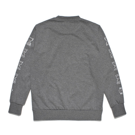 Bluza ProstoTIME RULES grey