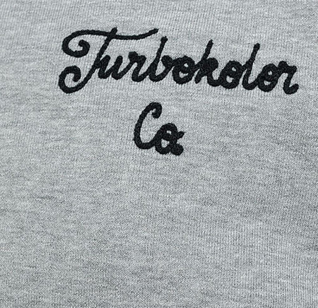 Bluza Turbokolor Maksimilian Grey