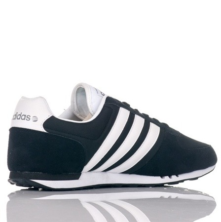 Buty Adidas City Racer F97873 Black/White