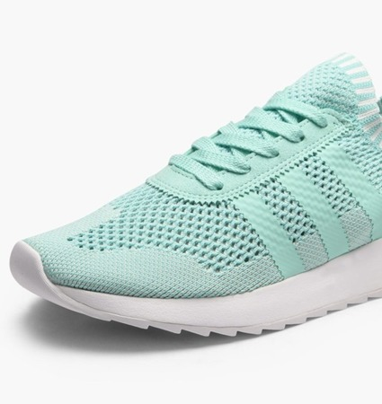 "Buty Adidas Flashback Primeknit Women ""Easy Green"" (BY2793)"
