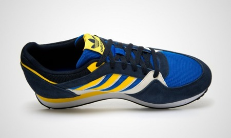 Buty Adidas ZX 100 D67730 Yellow/Blue
