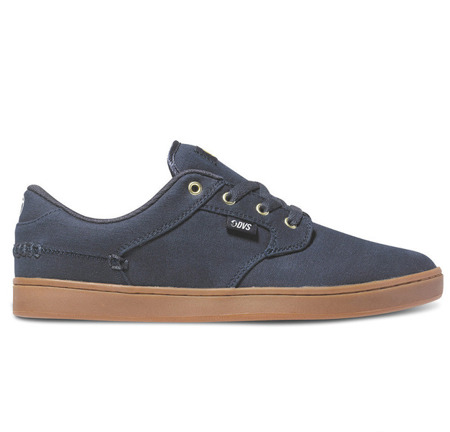 Buty DVS Quentin (navy canvas)