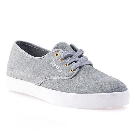 Buty Emerica Laced (grey/gold/white)