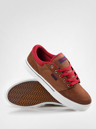 Buty Etnies Brake (Brown/blue)
