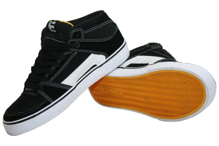 Buty Etnies RVM (black/gold/white)