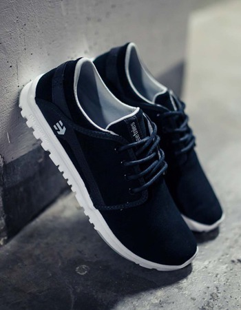 Buty Etnies Scout Black/Grey/White
