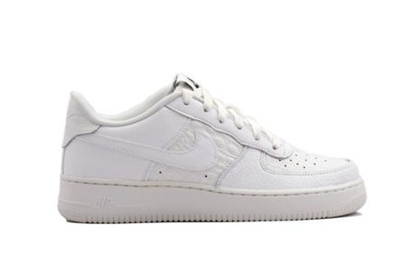 "Buty Nike Air Force 1 LV8 GS 820438-106 ""Summit White"""