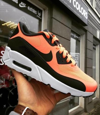 Buty Nike Air Max 90 Ultra 2.0 Lava Glow869951 600